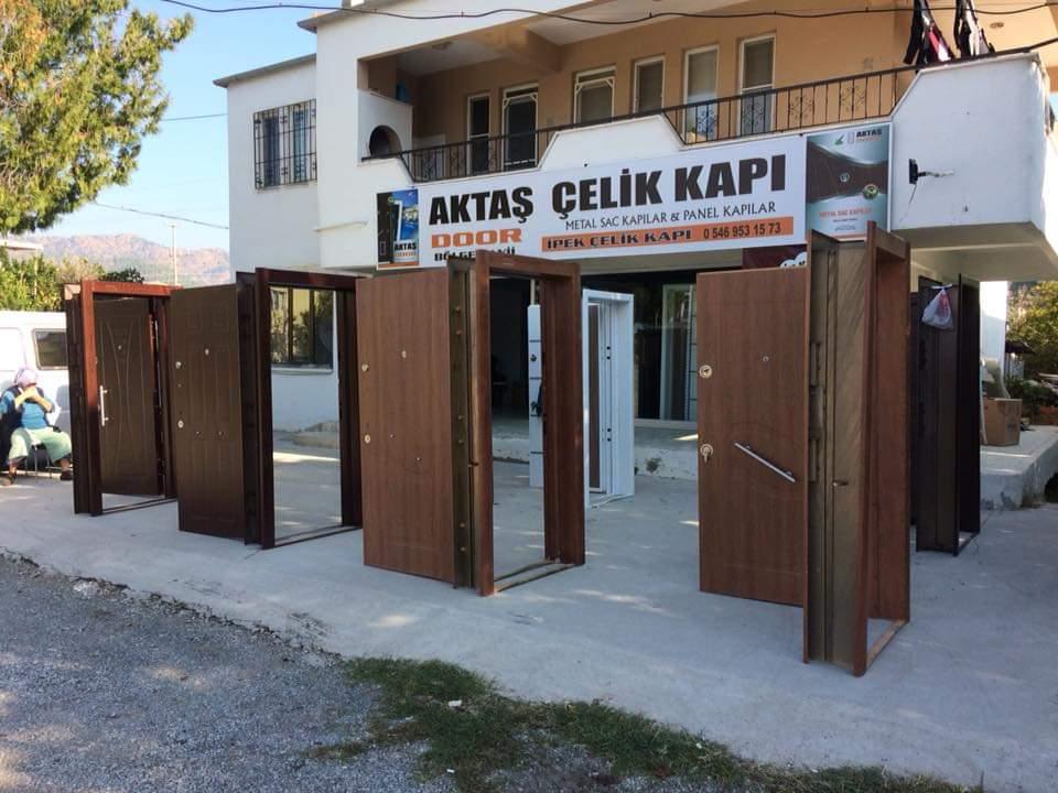 Aktaş Çelik Kapı
