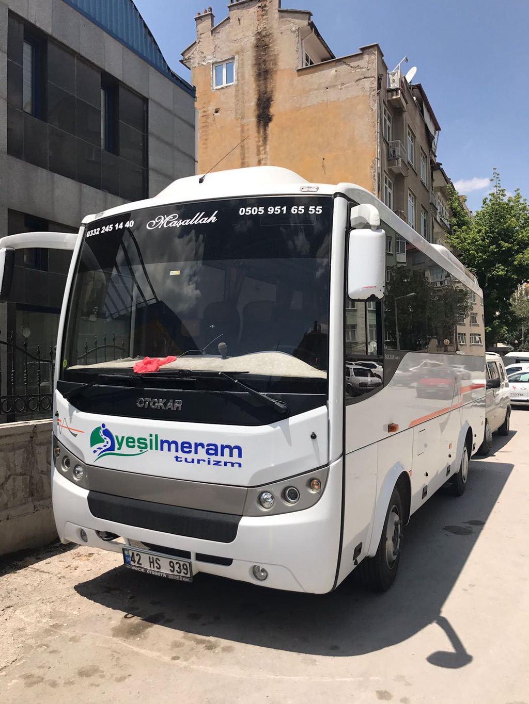 Yeşilmeram Turizm Taşımacılık