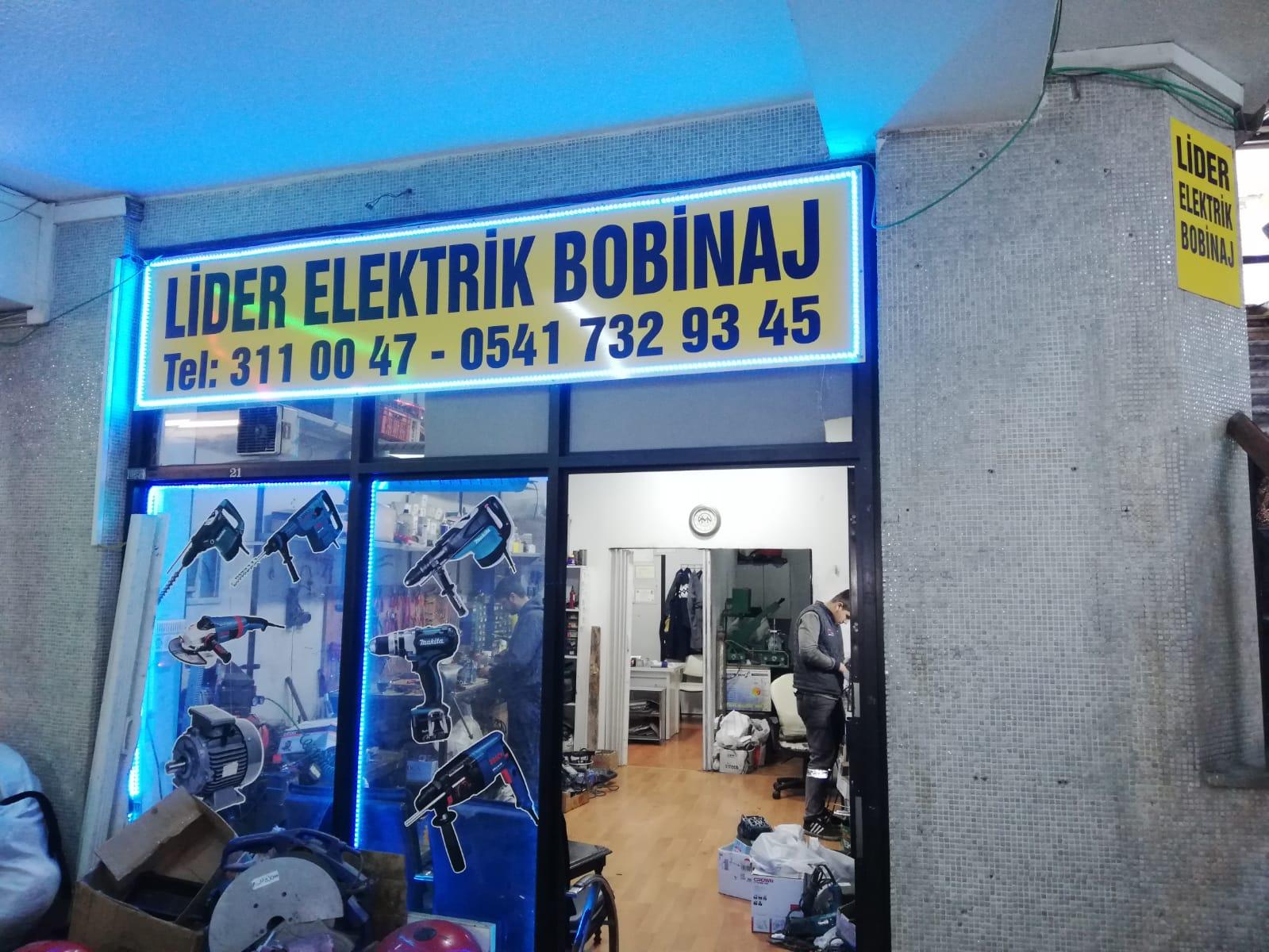 Lider Elektrik Bobinaj