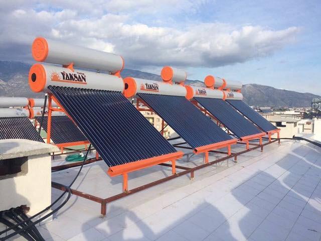 Liva Güneş Enerjisi Sistemleri