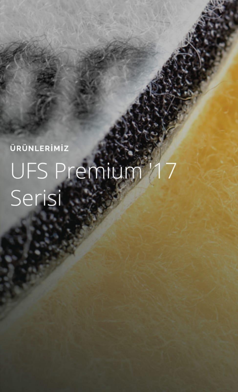 UFS - Uğurlu Finisaj Sistemleri Sanayi ve Ticaret A.Ş