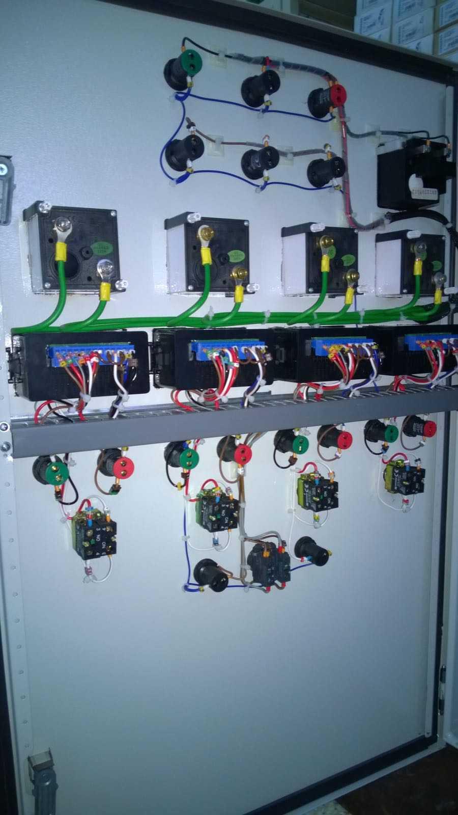 Çağdaş Elektrik Bobinaj Otomasyon