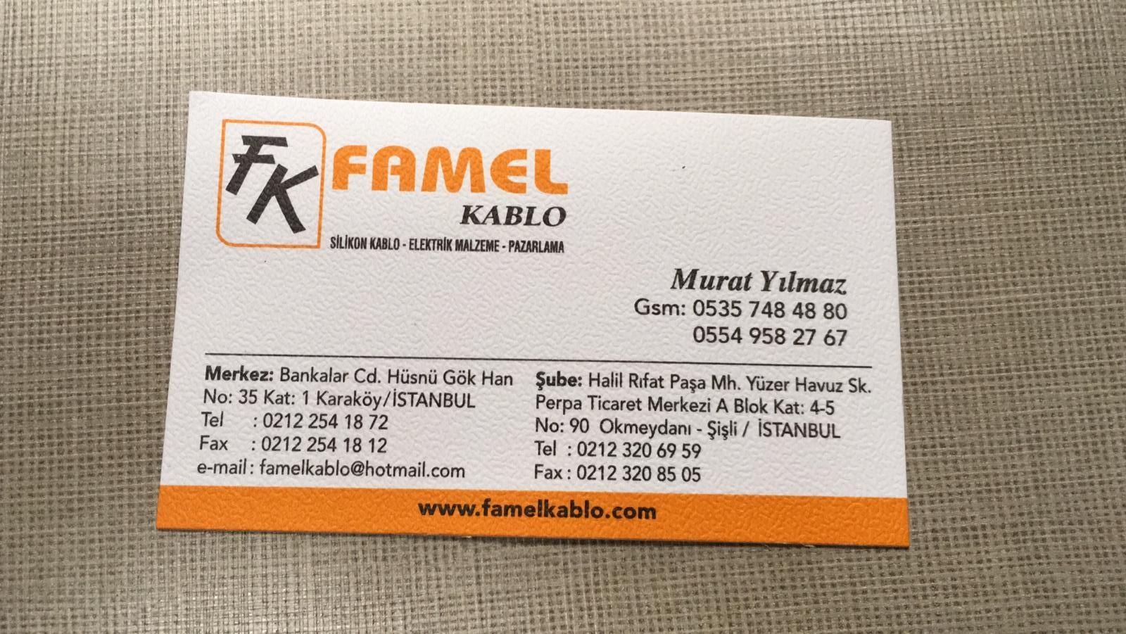 Famel Kablo