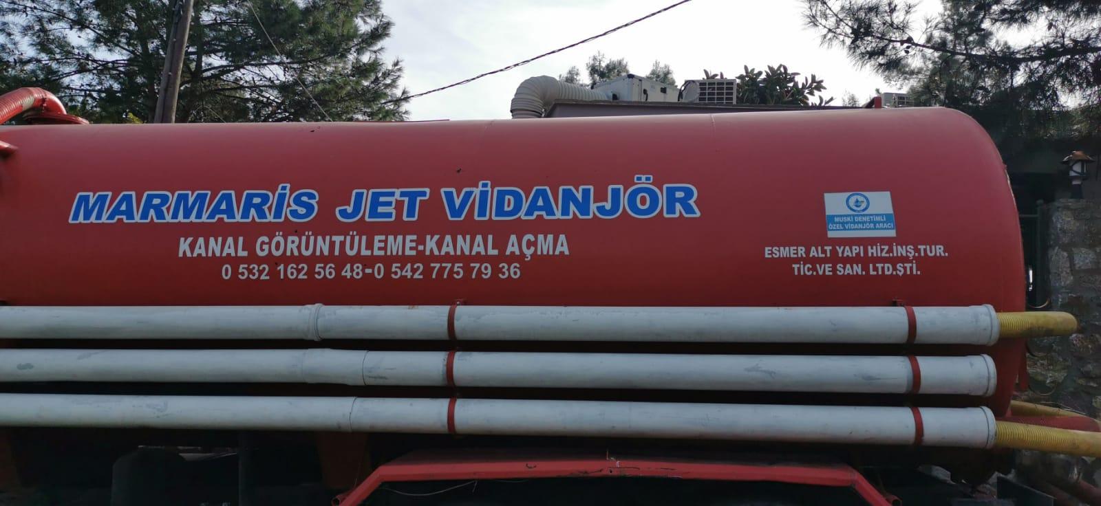 Jet Kanal Açma