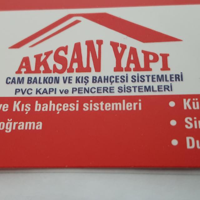 Aksan Yapı Cam Balkon