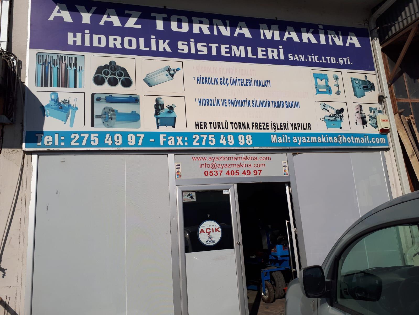 Ayaz Torna MAkina