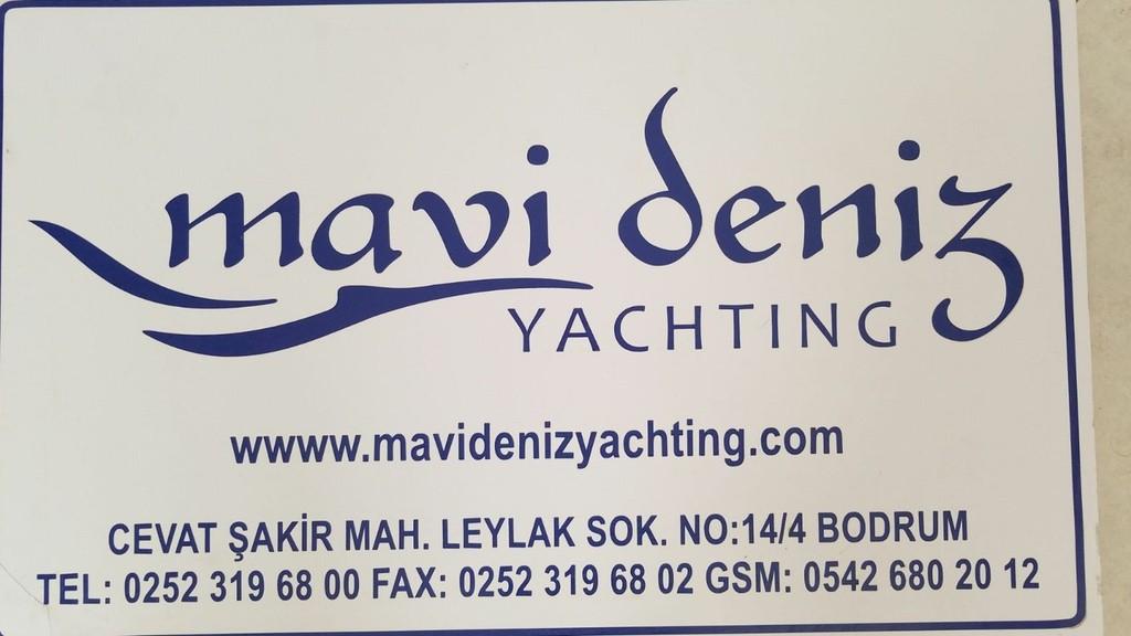 Mavi Deniz Yachting