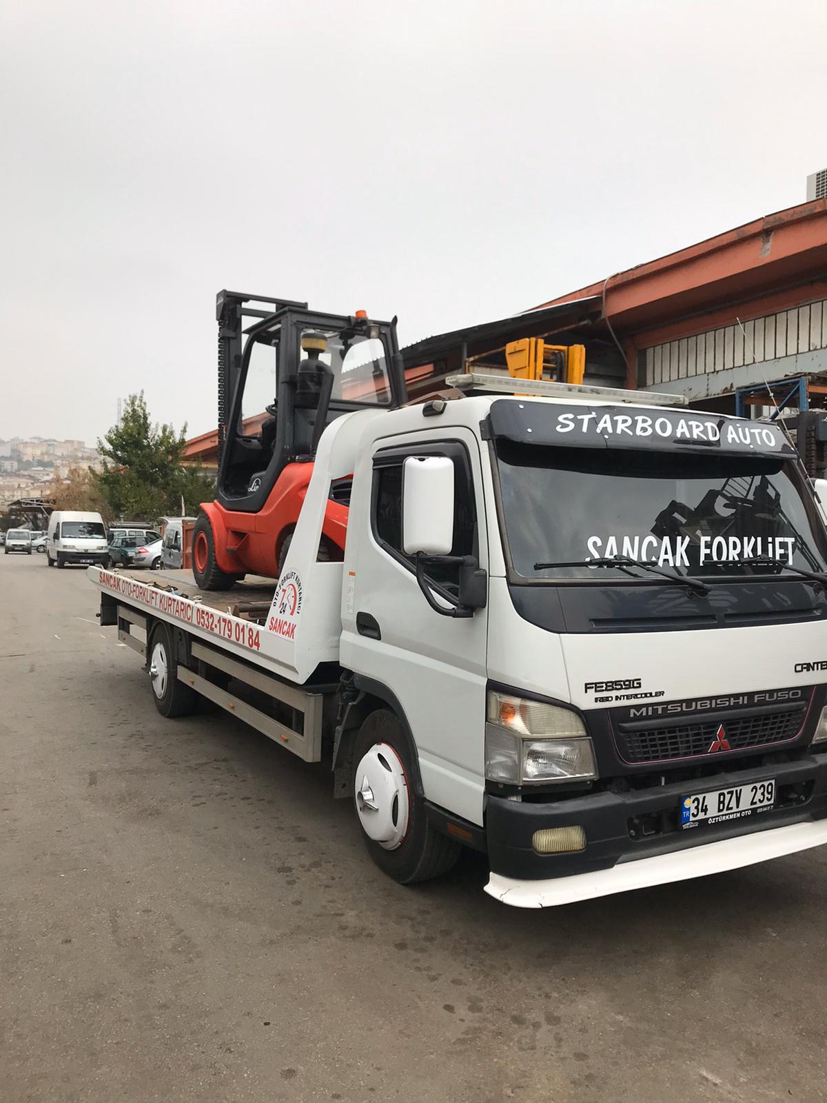 Sancak Forklift