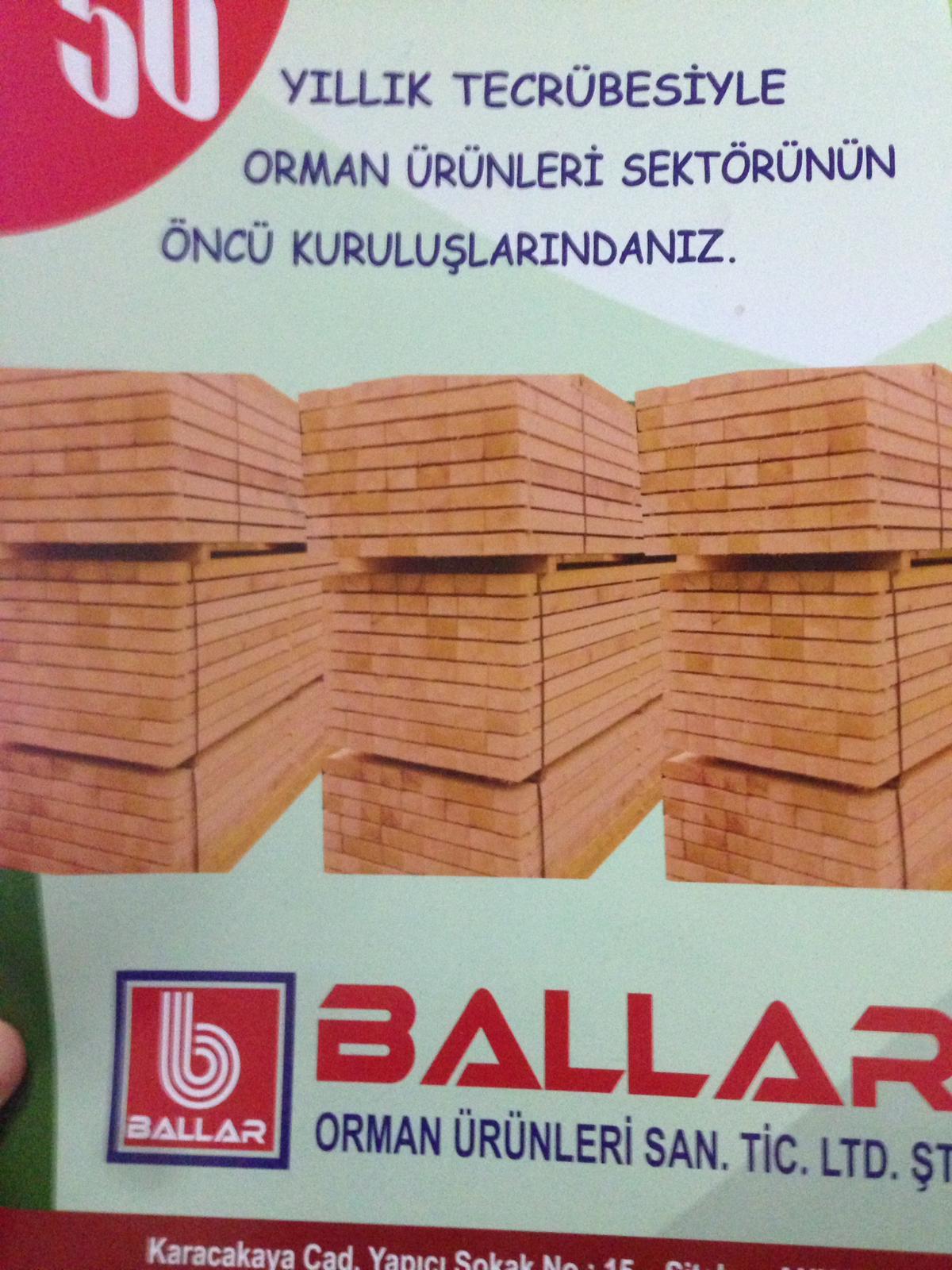 Ballar Orman Ürünleri