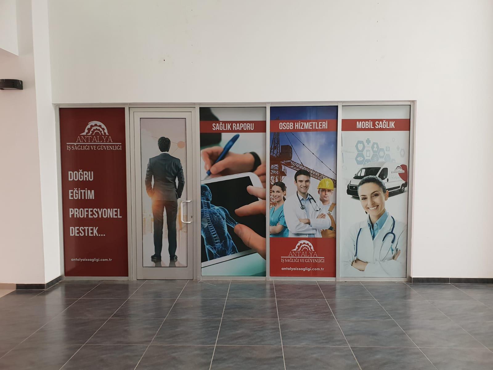 Antalya İş Sağlığı Ve Güvenliği