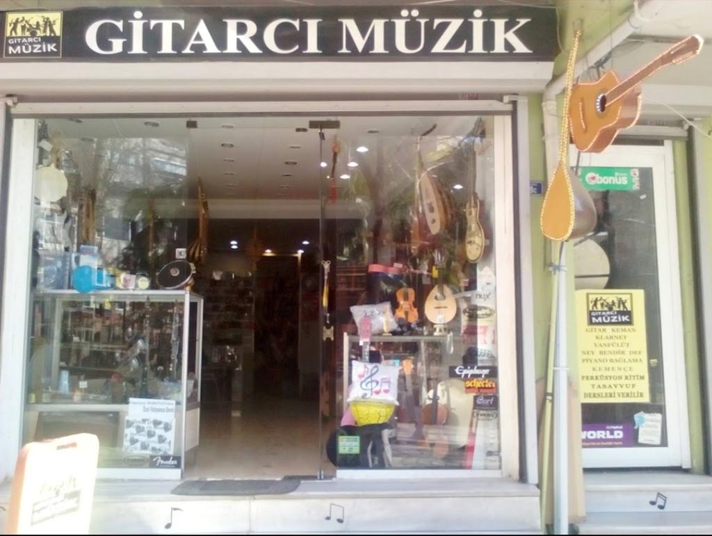 Gitarcı Müzik